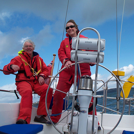 Book a Yacht for a Day Sail - Skippered Charter