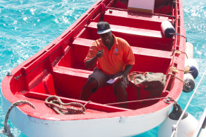 Grenada fishing folk