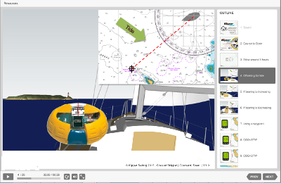 Screen-Shot pilotage cs